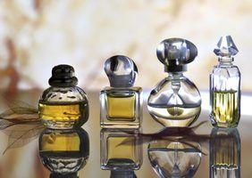 Perfumes que contêm aromas patchouli