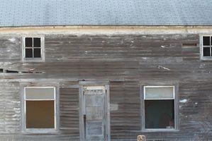 Alternativas de pintura exteriores permanentes
