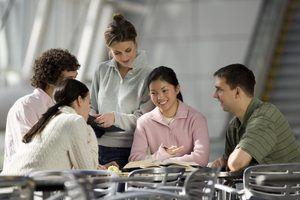 Objetivos pessoais e objetivos para os professores-estudantes