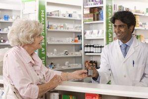 Instrumentos de farmácia