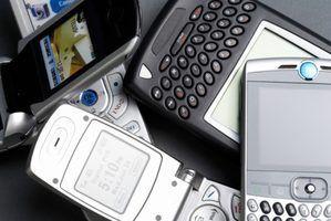 Telefones que disponham de capacidades de ponto de acesso wi-fi
