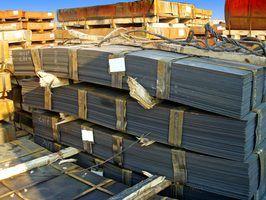 Propriedades do aço q345b para material de placa