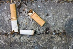 Reproduz sobre o tabagismo