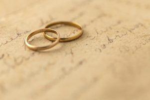 Poemas para casais de noivos