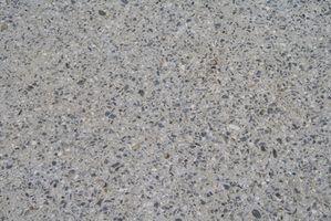 Inconvenientes piso de concreto polido