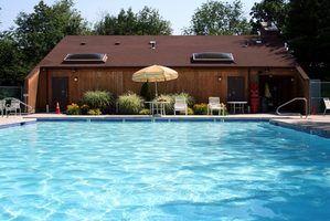 Perguntas de filtro de piscina