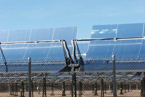 Possíveis efeitos da energia solar