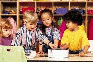 Atividades pré-escolares para os habitats dos animais