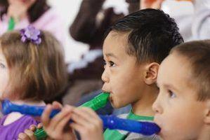 Ideias concerto pré-escolar