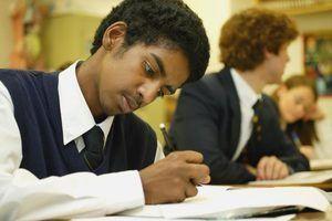 As escolas particulares para famílias de baixa renda
