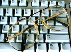 Problemas de adaptação às lentes progressivas com visão dupla