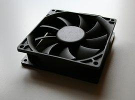 Problemas com a / c condensadores e arrefecimento relés do ventilador