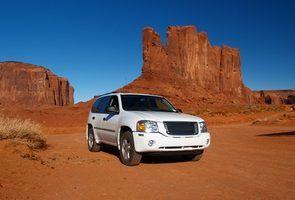 O GMC Envoy 4WD tem vários problemas com o ECU.