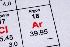 Problemas com janelas de gás argônio