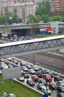 Problemas com o tráfego da cidade