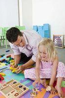 Problemas com reconhecimento de número no jardim de infância