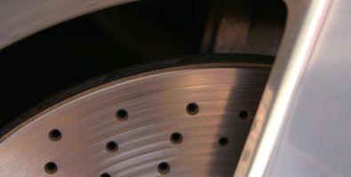 Problemas com os freios sobre os ford taurus