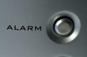 Problemas com sistemas de alarme sem fio