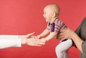Procedimentos em custódia da criança contesta quando um pai não retornar a criança