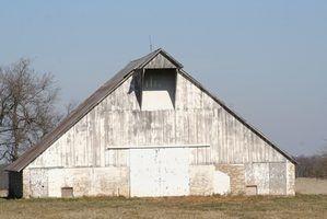 Construção adequada de uma porta de madeira deslizante exterior