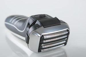 Maneira correta de usar uma máquina de barbear folha