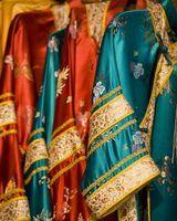Propriedades do tecido de seda