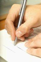 Contratos de arrendamento de propriedade para organizações sem fins lucrativos
