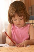 Prós e contras de um professor pré-escolar