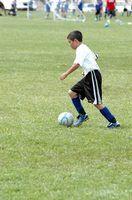 Prós e contras de crianças em esportes