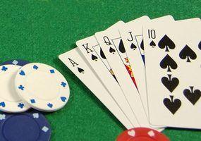 Qualificações para um negociante do casino