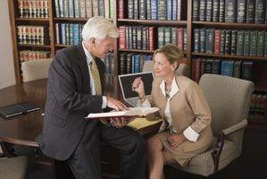 Perguntas para pedir um advogado de separação