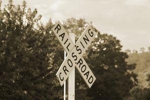Presentes da aposentadoria railroad