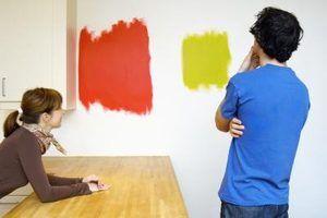 Especificações de pintura ral
