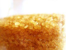 Substitutos de conversão de açúcar em bruto
