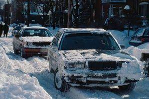 Razões pelas quais exames de condução são canceladas
