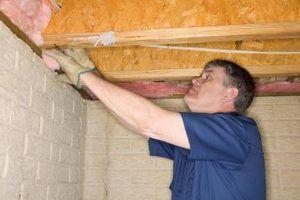 Espessura do isolamento do teto recomendado
