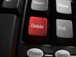 Restaurando um blog excluído é fácil - se você`d published it using Blogger.