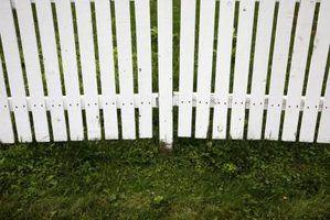 Exigências do código de construção de cercas califórnia