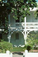 Remodelação idéias para uma casa de fazenda de 100 anos de idade