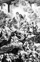 Pinturas renascentistas contendo mitologia grega