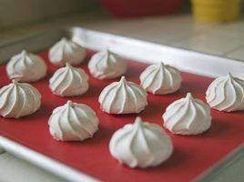 Substitutos para o creme de tártaro em merengue