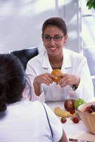 Ideias papel investigação relacionada com a perda de peso
