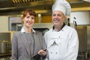 Responsabilidades do controlador restaurante