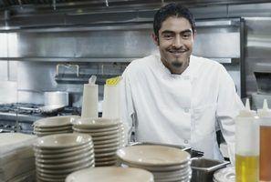 Retomar objetivos para um chef