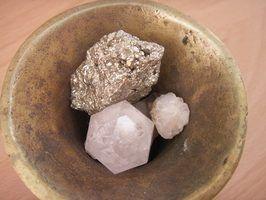 Rock & minerais jogos para crianças