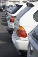 Regras para a compra de um carro em north carolina