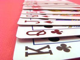 Regras de 7 card sem espiada