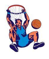 Regras relativas dunking no basquete ihsaa