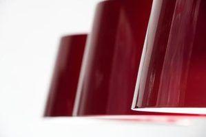 Materiais seguros para luminárias