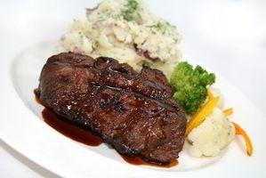 Salisbury ideias bife de refeição